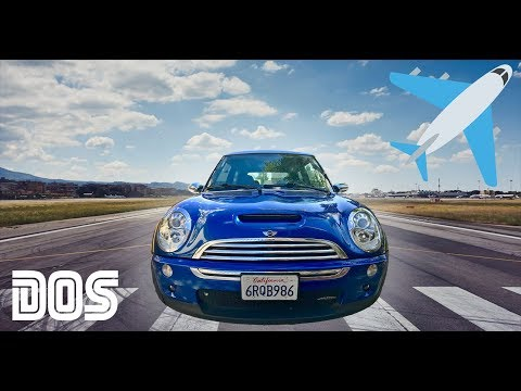 Flying Out to Buy A Car – R53 JCW Mini Cooper S – First Impressions and Review