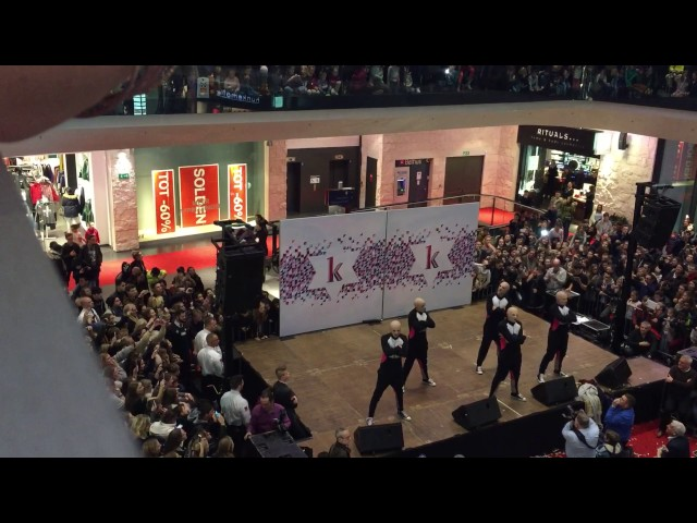 Baba Yega optreden K in Kortrijk (14/01/2017)
