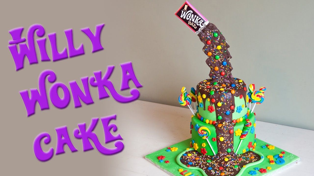 How To Make A Willy Cake