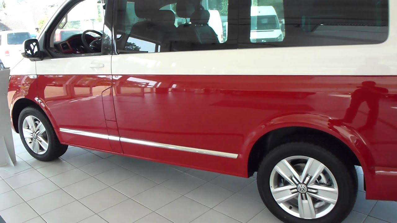 2016 vw t6 multivan 39 39 generation six 39 39 exterior interior 2 0 tdi 150 hp see also playlist. Black Bedroom Furniture Sets. Home Design Ideas