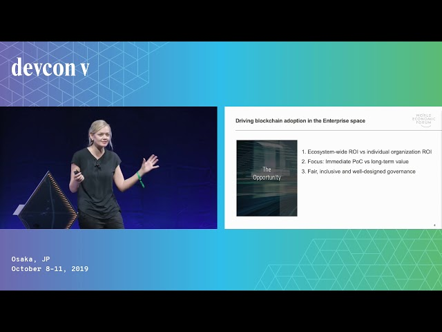 Enterprise Ethereum is a Team Sport by Nadia Hewett (Devcon5)