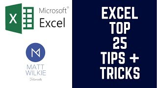 25 Top Tips And Tricks For Excel 2016