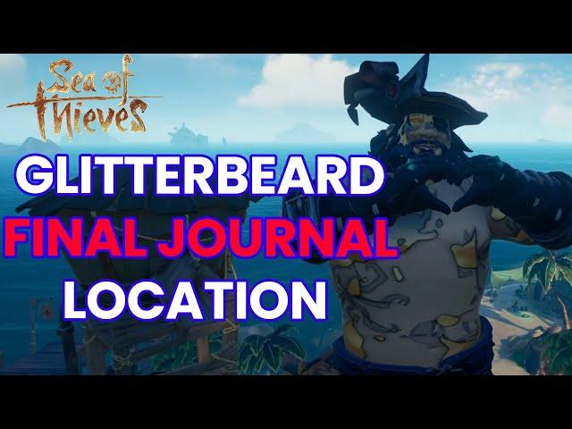 GLITTERBEARD FINAL JOURNAL LOCATION