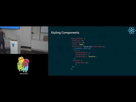 React Native: Building shared components for Android and iOS