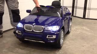 Voiture electrique BMW X6 www.gcautos.fr (ALSACE - BAS RHIN 67)