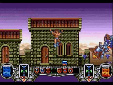 Mega Drive Longplay [499] Onslaught