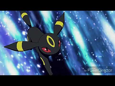 Umbreon and sylveon vs glaceon and leafeon