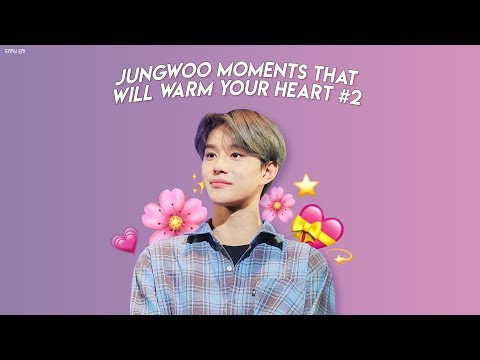 More Jungwoo Moments That Will Warm Your Heart