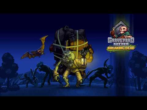 Graveyard Keeper: Breaking Dead Trailer
