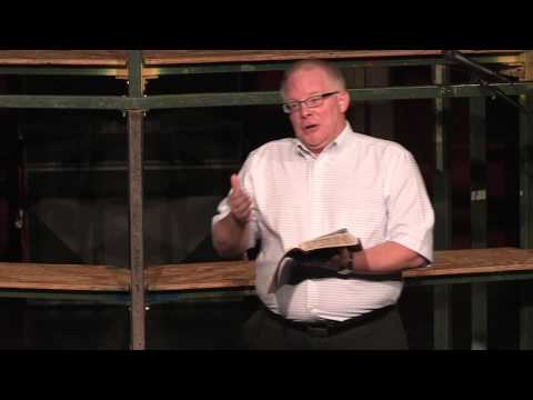 Kingdom Footprints: Kingdom Preaching (Acts 2) - Mark Scott