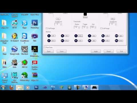 Xbcd xbox controller