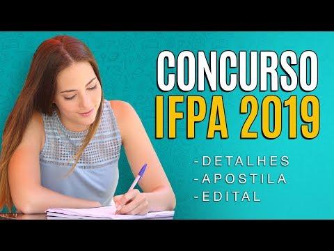 Concurso IFPA 2019 - Edital, Inscrição e Apostilas para o Instituto Federal