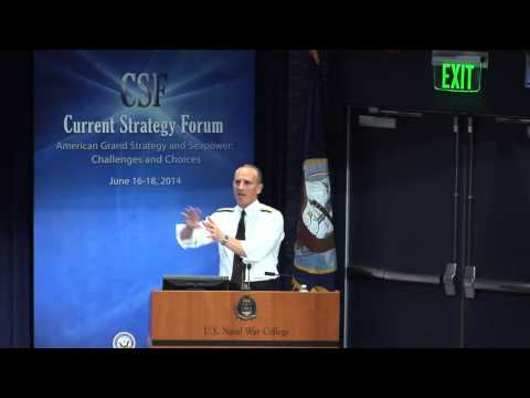 CSF 2014 | Adm. Jonathan Greenert: The Maritime Strategy
