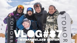 Armin VLOG #87 - Tomorrowland Winter
