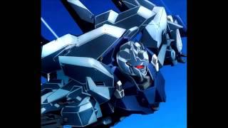 機動戦士ガンダムUC Episode4主題歌 カラオケ、エコーなし、空間録音の...