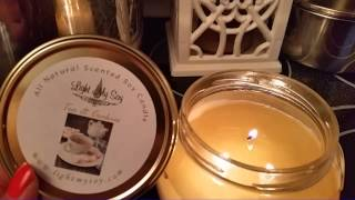 Light My Soy Candle First Impression Review, The Teas And Cake And More