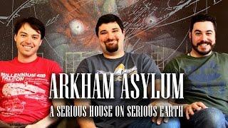 Batman: Arkham Asylum: A Serious House on Serious Earth - Back Issues