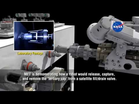 ISS Update: Robotic Refueling Mission