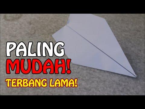 Cara membuat Pesawat Kertas Simple tapi Jago (SimpiGo)