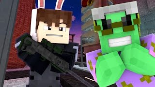 Tokyo Soul - KILL THE ALIENS! #29 (Minecraft Roleplay)
