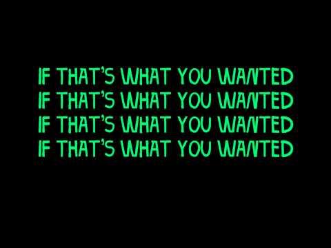OneRepublic - What You Wanted (Acoustic) (Lyric Video)