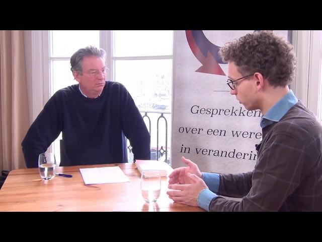 Geerten Waling over 'Gemeente in de Genen' #VDOTV