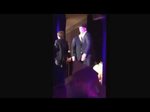 Chandler Riggs win a Saturn Award 2014!