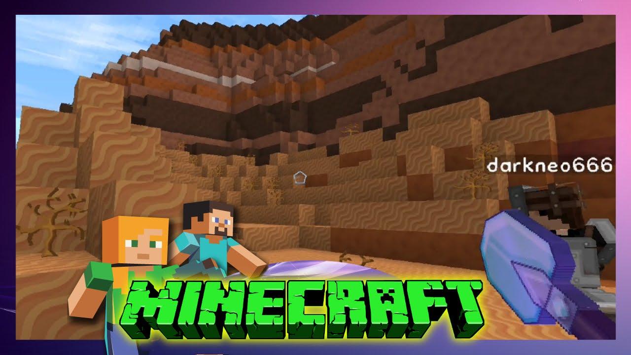 Minecraft Friends Ich Spiel Mit Ironia Im Lehm Lets - Minecraft fruhere version spielen