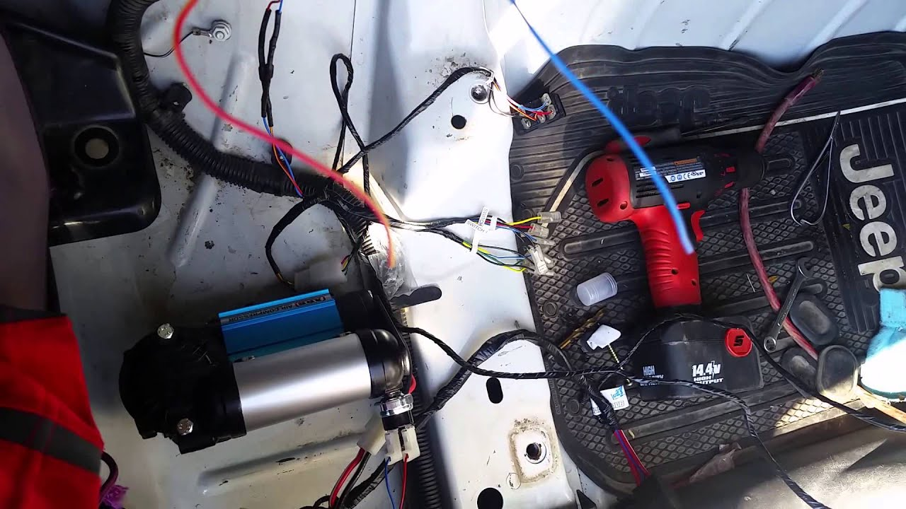 Arb compressor install questions? : arb compressor wiring - yogabreezes.com
