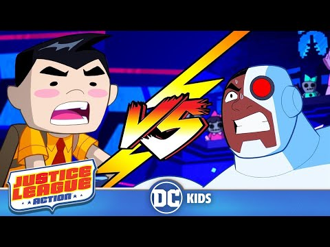 Justice League Action | Justice League Brawl