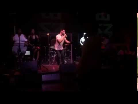 Brice Pihan - The Charade (D'angelo) live @ The Bizz'Art 2016
