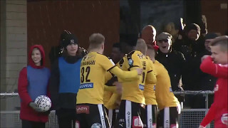 Maalikooste: KuPS - HIFK 2-1