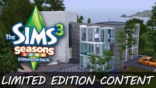 The Sims 3 Seasons: Limited Edition Content