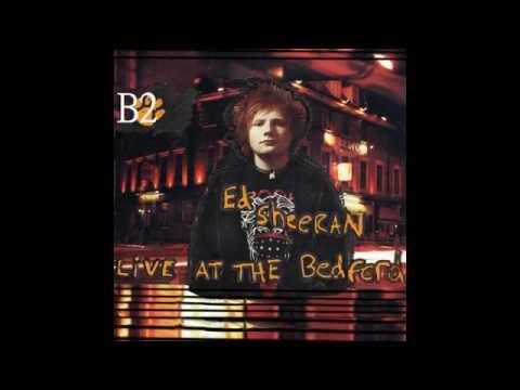 Ed Sheeran Vocal Range