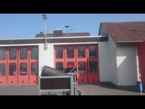 Warnsirenenprobealarm in Neunkirchen + Durchsage bei Radio Bonn/Rhein-Sieg am 02.04.16