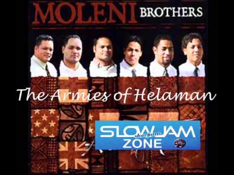 Armies of Helaman The Moleni Brothers