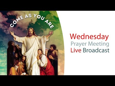 CRL English Prayer Meeting 23-Aug-2017 (Journeying with the Lord)