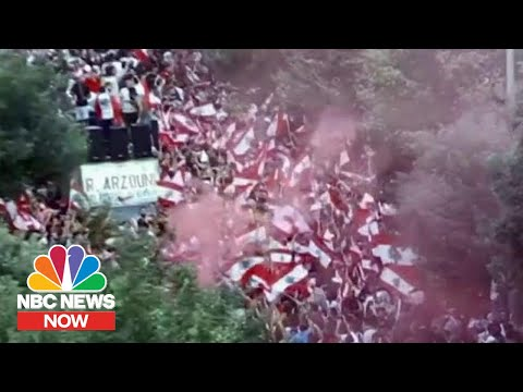 Global Protests: From Lebanon To Chile, Inside What Citizens Are Fighting For   NBC News Now