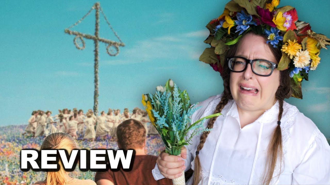 Midsommar Review in Cosplay (Video) | DRUNK IN A GRAVEYARD