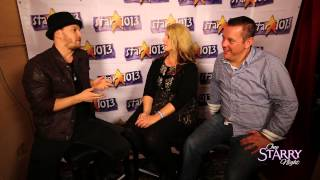 Gavin DeGraw Backstage Interview at One Starry Night