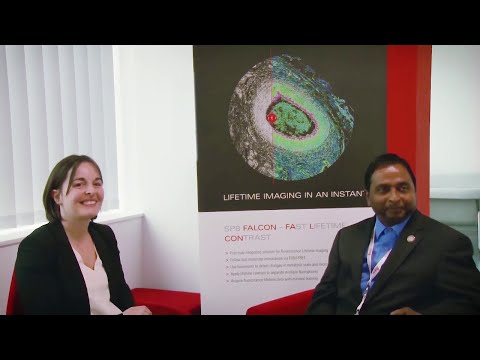 Interview: Development of fluorescence lifetime imaging microscopy