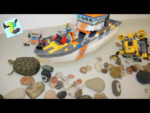 лего фильм лодка