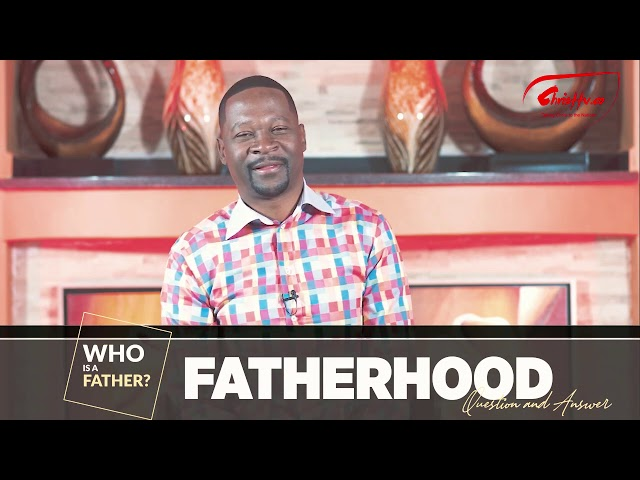 Emmanuel Makandiwa | Wisdom Quotes | Fatherhood