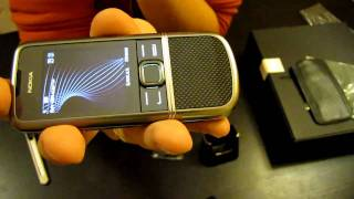 Вся правда о Nokia 8800 carbon(, 2010-09-18T08:11:30.000Z)