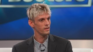 Aaron Carter Opens up about His Sexuality