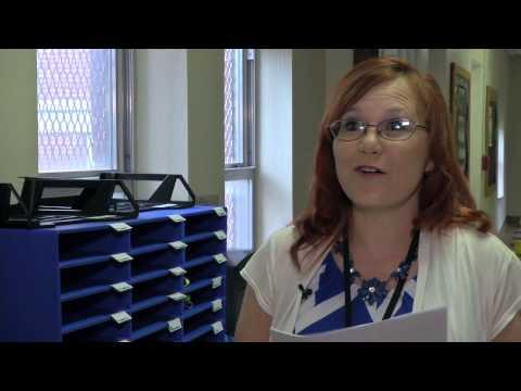 Lawton Public Schools: Washington Wee Deliver Post Office