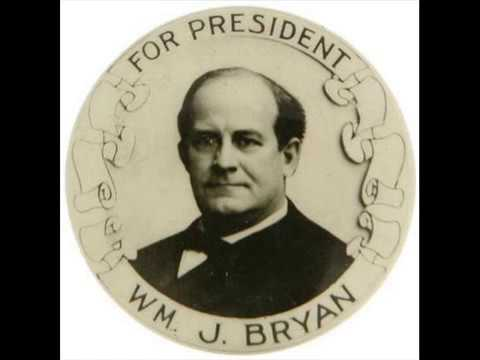 William Jennings Bryan: 1908 Presidential Campaign Recording