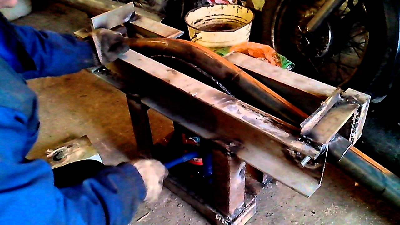 Сгибание труб своими руками фото 930