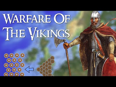 Warfare of the Vikings: Scandinavia's Feared Seafaring Warri