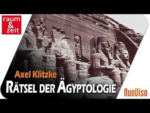 Axel Klitzke: Von Assuan bis Gizeh – Archäologische Phänomene Ägyptens